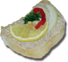 Thunfisch pikant